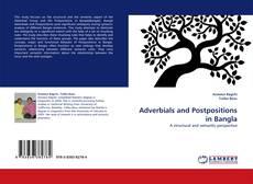 Adverbials and Postpositions in Bangla的封面