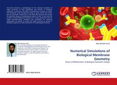 Bookcover of Numerical Simulations of Biological Membrane Geometry
