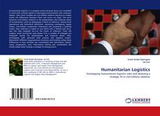 Bookcover of Humanitarian Logistics