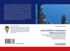 Обложка Level of BTEX in Petroleum Refinery Industry