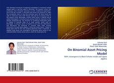 Bookcover of On Binomial Asset Pricing Model