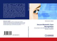 Bookcover of Secure Biometric Face Recognition