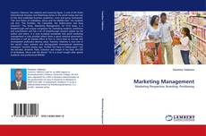 Bookcover of Marketing Management