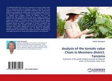 Portada del libro de Analysis of the tomato value Chain in Mvomero district, Tanzania
