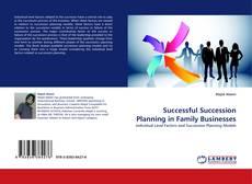 Portada del libro de Successful Succession Planning in Family Businesses