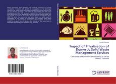 Couverture de Impact of Privatisation of Domestic Solid Waste Management Services
