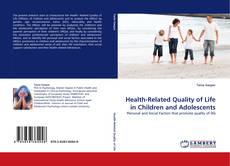 Обложка Health-Related Quality of Life in Children and Adolescents