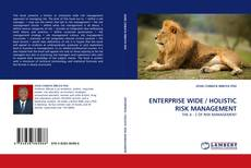 Bookcover of ENTERPRISE WIDE / HOLISTIC RISK MANAGEMENT
