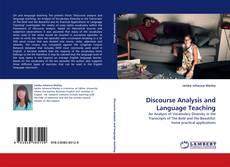 Обложка Discourse Analysis and Language Teaching
