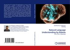 Bookcover of Natural Language Understanding by Robots