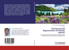 Couverture de Environmental Regeneration Of Woody Species