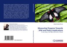 Bookcover of Measuring Progress Towards SFM and Policy Implications