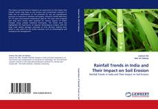 Bookcover of Rainfall Trends in India and Their Impact on Soil Erosion