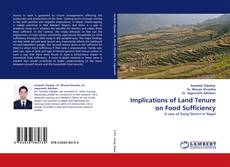 Buchcover von Implications of Land Tenure on Food Sufficiency