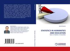 Bookcover of STATISTICS IN HUMANITIES AND EDUCATION
