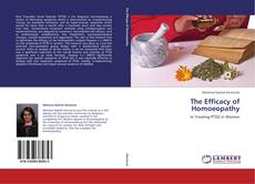 Buchcover von The Efficacy of Homoeopathy