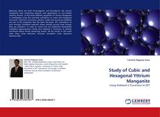 Bookcover of Study of Cubic and Hexagonal Yttrium Manganite