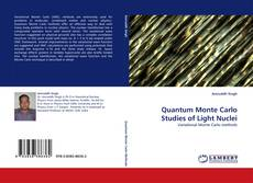 Capa do livro de Quantum Monte Carlo Studies of Light Nuclei