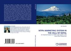Bookcover of NTFPs MARKETING SYSTEM IN THE HILLs OF NEPAL