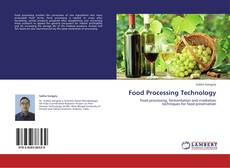 Food Processing Technology kitap kapağı
