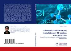 Capa do livro de Electronic and structural modulation of 1D carbon nanostructure