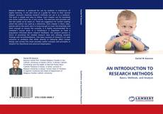 Bookcover of AN INTRODUCTION TO RESEARCH METHODS