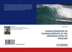 Bookcover of CHARACTERIZATION OF TSUNAMI DEPOSITS AT THE ANDAMAN COAST OF THAILAND
