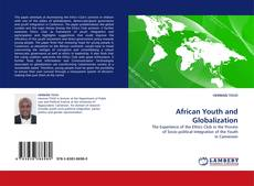 Couverture de African Youth and Globalization