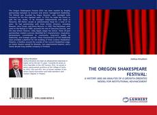 Couverture de THE OREGON SHAKESPEARE FESTIVAL:
