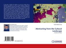Buchcover von Abstracting from the Cultural Landscape