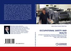 Bookcover of OCCUPATIONAL SAFETY AND HEALTH