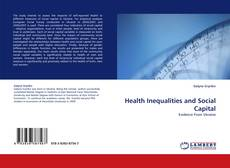 Bookcover of Health Inequalities and Social Capital