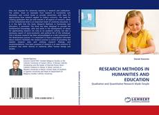 Capa do livro de RESEARCH METHODS IN HUMANITIES AND EDUCATION