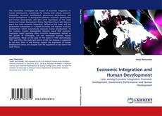 Bookcover of Economic Integration and Human Development