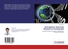Bookcover of Ionospheric Anomaly Related to Earthquake