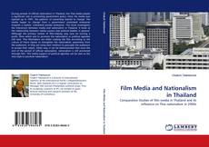 Capa do livro de Film Media and Nationalism in Thailand