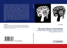 Capa do livro de Discrete Flavour Symmetries