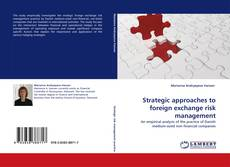 Copertina di Strategic approaches to foreign exchange risk management