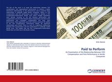 Bookcover of Paid to Perform
