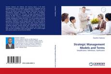 Copertina di Strategic Management Models and Terms