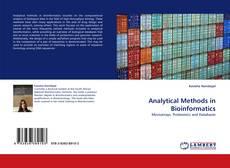 Portada del libro de Analytical Methods in Bioinformatics