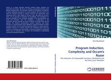 Borítókép a  Program Induction, Complexity and Occam''s Razor - hoz