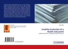 Bookcover of Usability Evaluation of a Health web portal