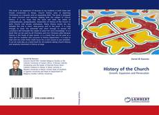 Bookcover of History of the Church