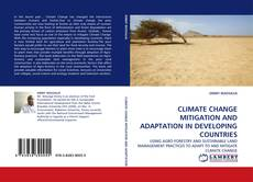 Bookcover of CLIMATE CHANGE MITIGATION AND ADAPTATION IN DEVELOPING COUNTRIES