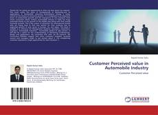Portada del libro de Customer Perceived value in Automobile Industry