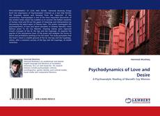 Bookcover of Psychodynamics of Love and Desire