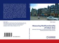 Bookcover of Measuring Multifunctionality of Urban Area