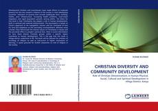 Portada del libro de CHRISTIAN DIVERSITY AND COMMUNITY DEVELOPMENT