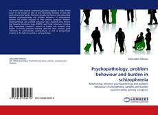 Buchcover von Psychopathology, problem behaviour and burden in schizophrenia